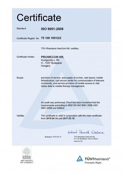 PROMECOM-ISO-Certificate-20150414
