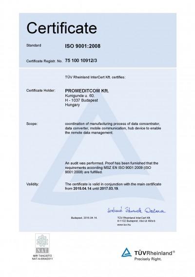 PROMEDITCOM-ISO-Certificate-20150414